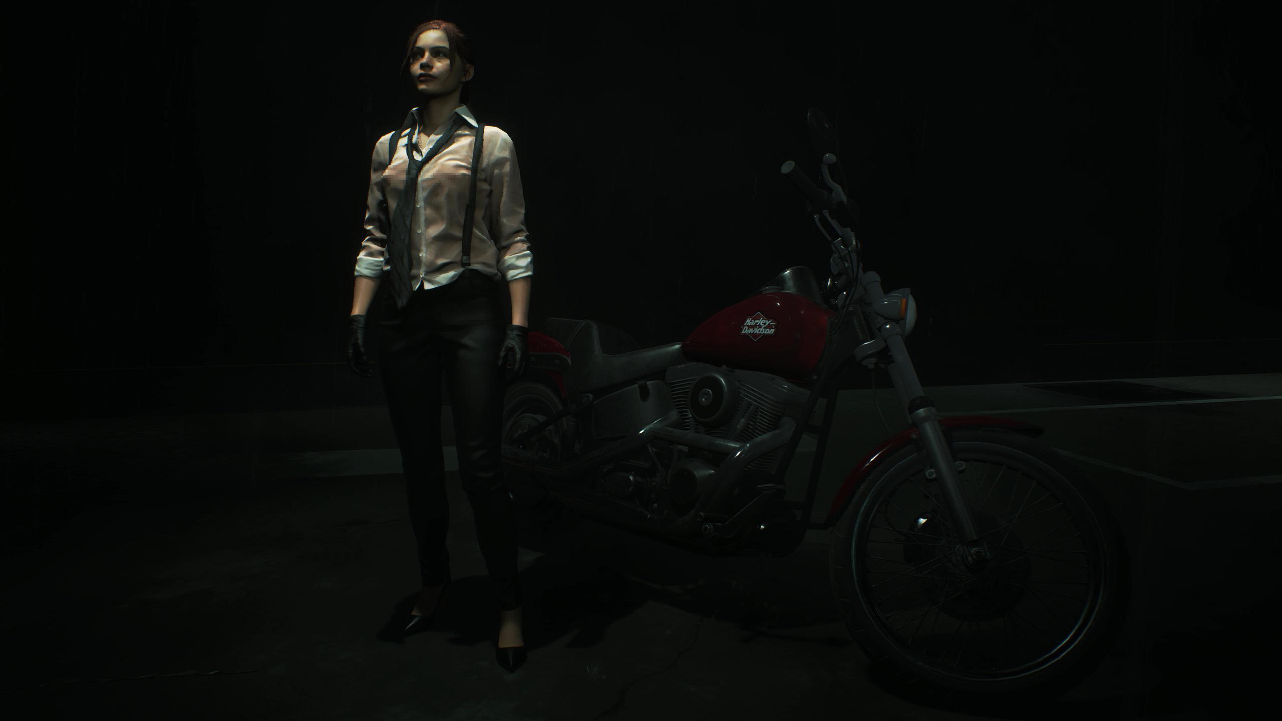 Steam Workshop Resident Evil 2 Remake Claire Redfield