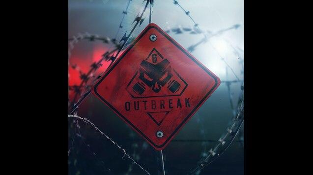 Rainbow Six Siege Outbreak 8k Wallpaper