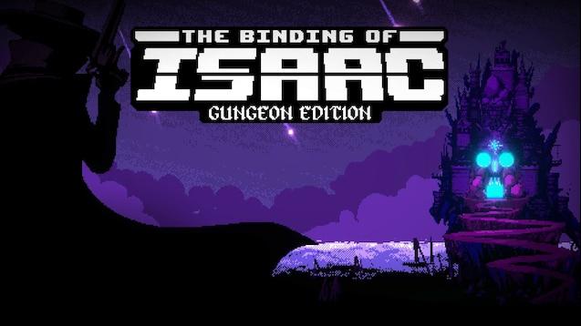 Steam Workshop :: TBOI GUNGEON EDITION