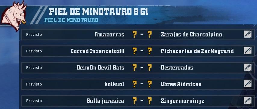 Campeonato Piel de Minotauro 8 - Grupo 1 / Jornada 5 - hasta el domingo 24 de marzo 4A1FB193A7153CBBE537A27CEF8F7A2174915617