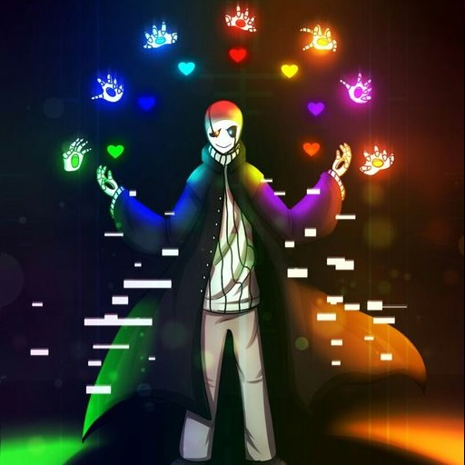 Glitchtale: Gaster's Abilities