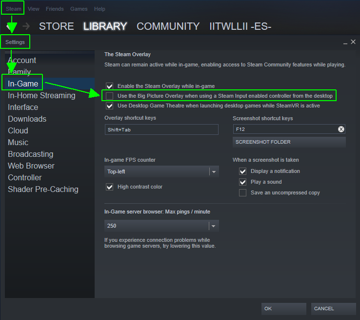 Steam Community :: Guide :: SFV common problems and solutions