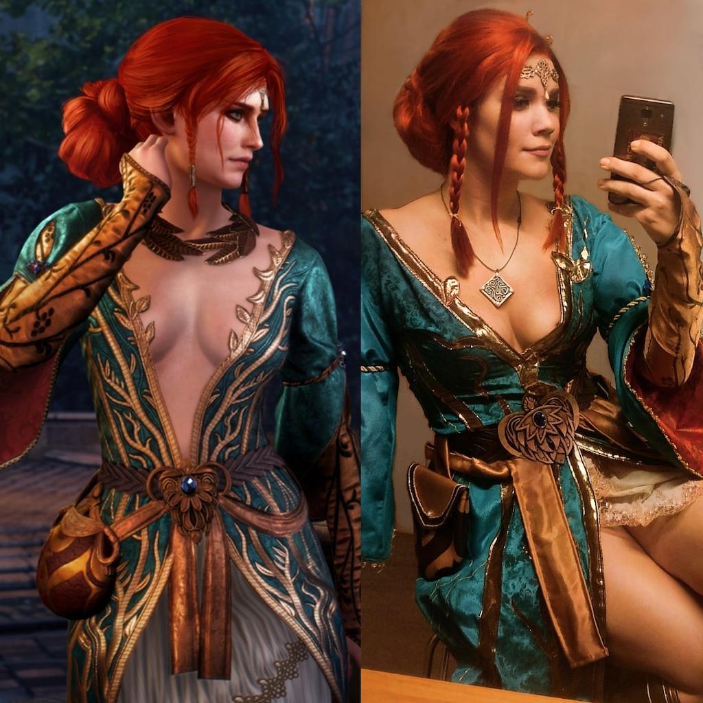 Steam Community :: :: Triss Merigold Alternative Look Cosplay