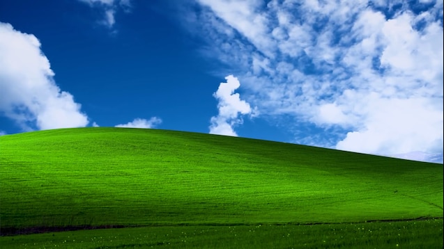 22+ Windows Xp Hill Today Wallpapers