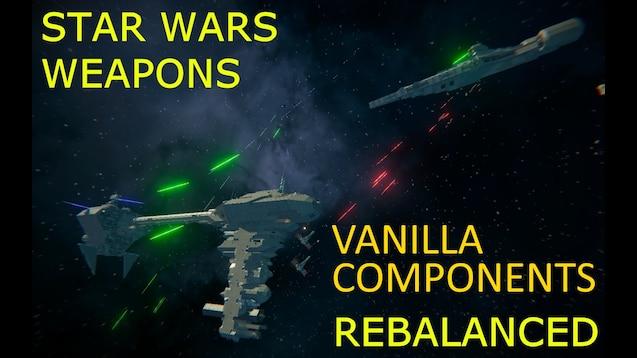 Steam Workshop :: Star Wars Weapons + Energy Shields
