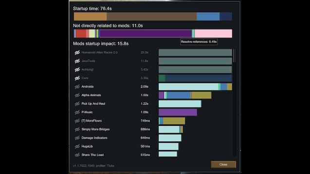 Steam Workshop :: Startup impact