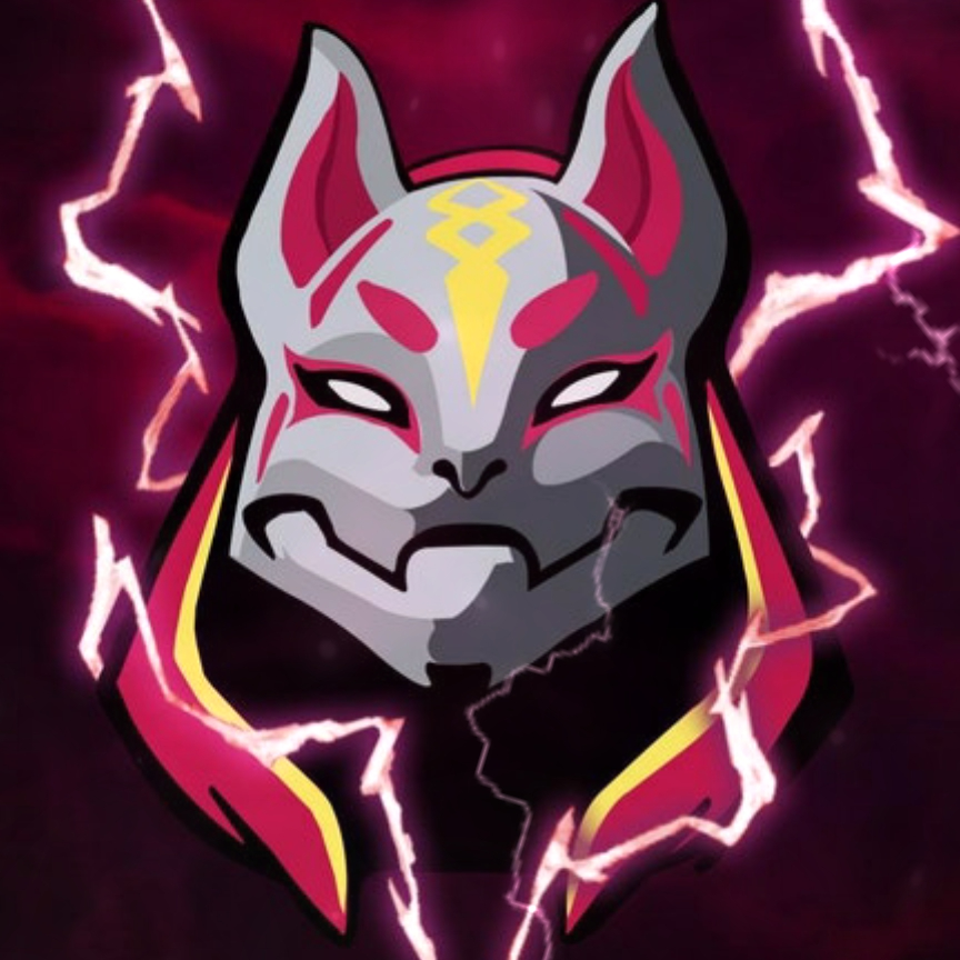 Drift Kitsune Mask Fortnite Battle Royale Video Game 3840x2160