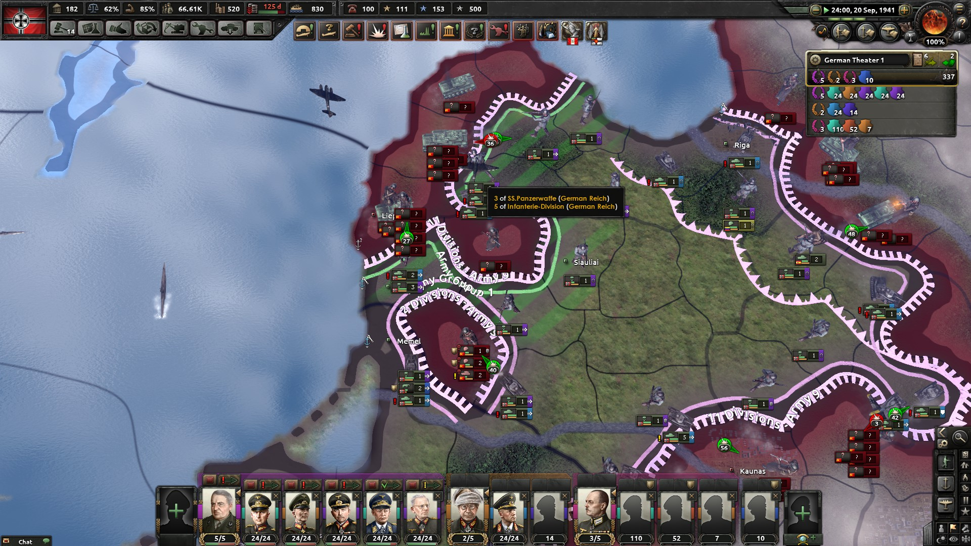 Steam Community :: Guide :: Non-Competitive Germany in HOi4 Man The Guns