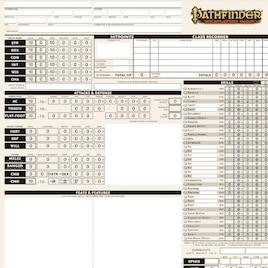 best pathfinder character sheet steam workshop :: qalhara's pathfinder character sheet