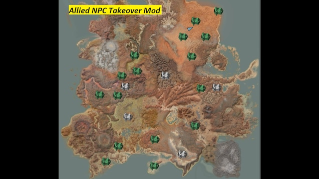 Steam Workshop :: Allied NPC Takeover - The Union