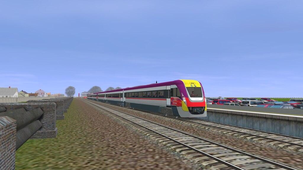 Steam Community :: Screenshot :: Melbourne Southern Cross to Geelong