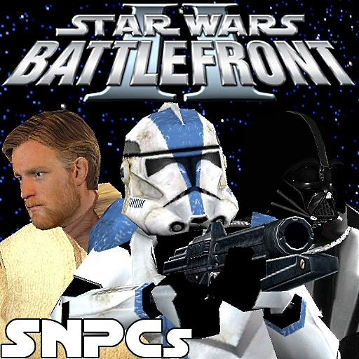 [VJ Base] Star Wars: Battlefront II Classic 2005 SNPCs