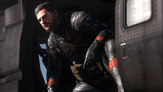 Steam Workshop Metal Gear Solid Big Boss Sfm