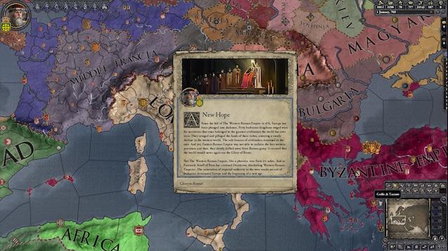 Ck2 title id empire