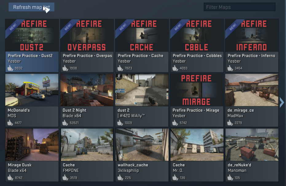 Steam Community :: Guide :: Downloading a CS:GO Custom Map