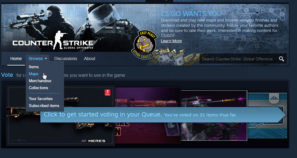 How to download counter strike global offensive for free, with.