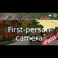 First Person Camera: Updated