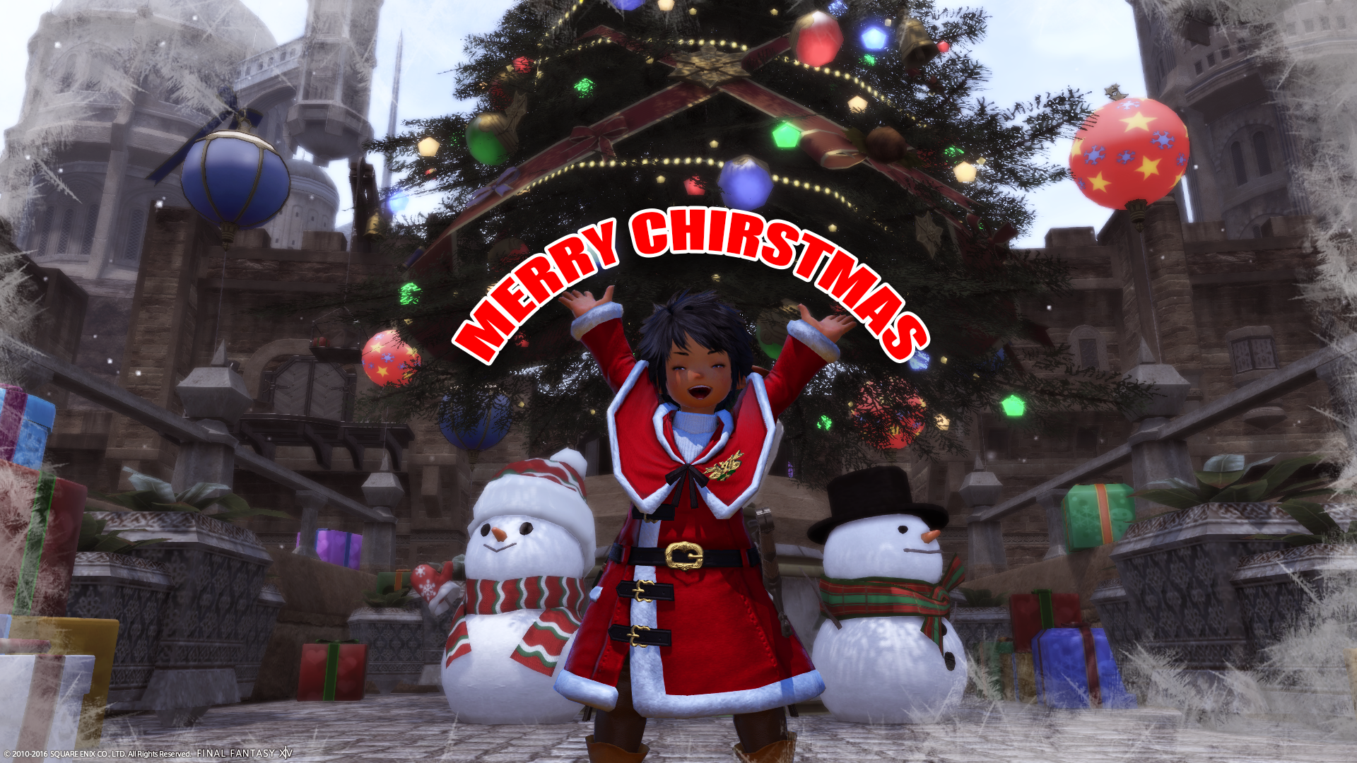 Final Fantasy Christmas.Steam Community Merry Christmas From Eorzea