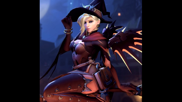 Steam Workshop :: [Overwatch] Mercy Halloween