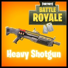 fortnite battle royale heavy shotgun - fortnite heavy shotgun png