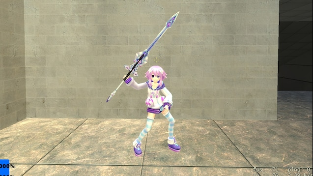 Steam Workshop :: Neptune Sword [SWEP]