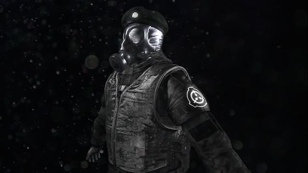 Steam Workshop :: SCP Tactical Redux MTF (Materials)