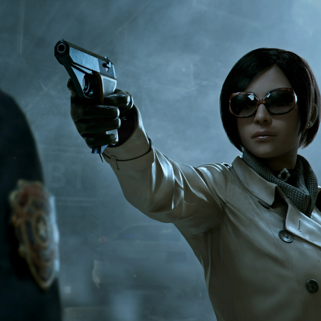 Steam Workshop 4k Wallpaper Resident Evil 2 Ada Wong Ada Vong