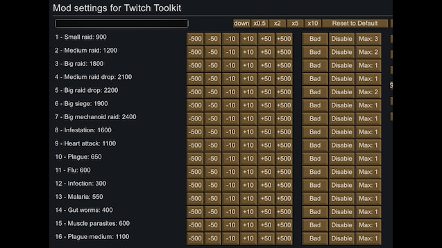 Steam Workshop :: [OLD] TwitchToolkit