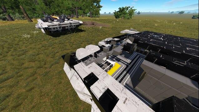 Steam Workshop :: BB-TANK - MARK I Harvest