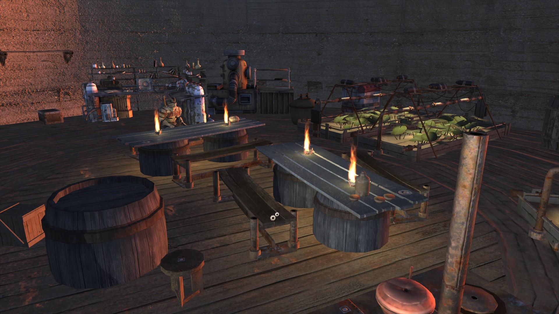 Steam Workshop :: Work Bench Variations