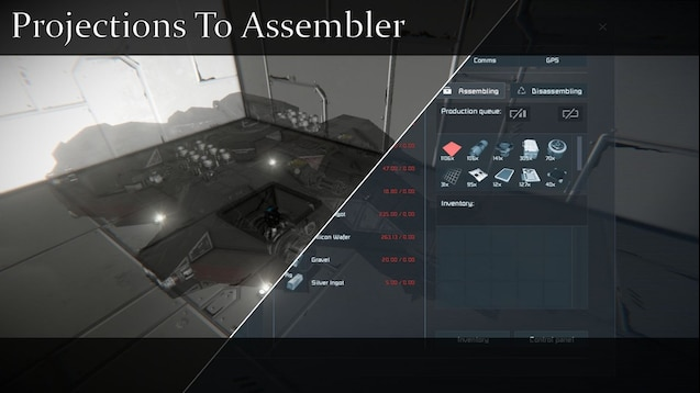 Steam Workshop :: Projections To Assembler
