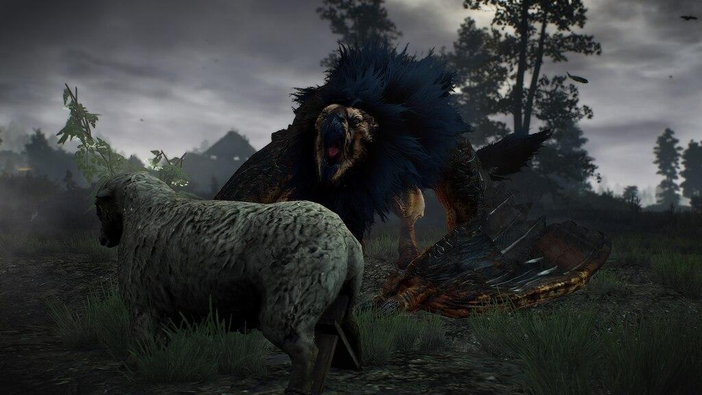 Steam Community :: Screenshot :: The Beast of White Orchard