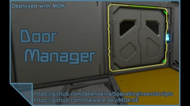 Steam Workshop :: Door Manager